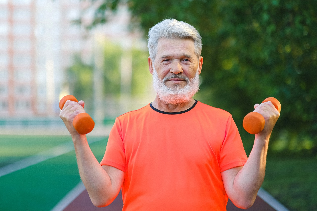 exercises for seniors My Place Homecare